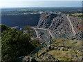 SK4513 : Bardon Hill Quarry by Mat Fascione