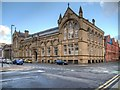SJ8497 : Manchester School of Art Grosvenor Building by David Dixon