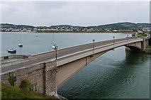 SH7877 : Conwy Road Bridge by Ian Capper