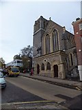 SX9292 : Church of the Sacred Heart, South Street, Exeter by David Smith