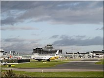 SJ8184 : Manchester Airport (Terminals 1 and 2) by David Dixon