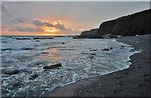SW6126 : Cornish Sunset by Ashley Dace