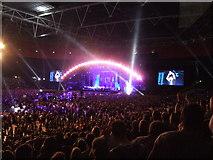 TQ1985 : Coldplay - Wembley Stadium, London - September 2009 by Richard Humphrey
