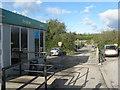 ST5065 : Rental Car return office, Bristol Airport by M J Richardson