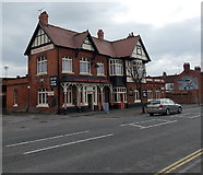 SU1585 : County Ground Hotel, Swindon by Jaggery
