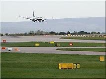 SJ8184 : Landing by David Dixon