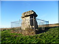 TQ7460 : Kit's Coty House seen from the North Downs Way by Marathon