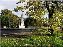 H4572 : Boer War, Memorial, Omagh by Kenneth  Allen