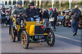 TQ3103 : Veteran Cars, Madeira Drive,  Brighton, Sussex by Christine Matthews
