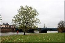 SK5838 : Trent Bridge by Graham Hogg