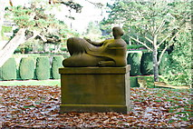 SX7962 : Henry Moore sculpture by jeff collins