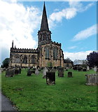 SK2168 : Grade I listed Church of All Saints, Bakewell by Jaggery