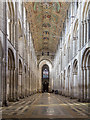 TL5480 : Nave, Ely Cathedral by William Starkey