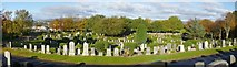NS5065 : Arkleston Cemetery by Lairich Rig