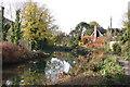 TL8508 : Chelmer and Blackwater Navigation at Heybridge by Trevor Harris