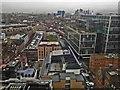 TQ3381 : Spitalfields skyline by Steve  Fareham