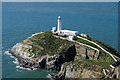 SH2082 : South Stack Lighthouse by Ian Capper