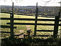 SP8902 : Stile en route to Great Missenden by Peter S