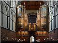TQ7468 : Organ, Rochester cathedral by Julian P Guffogg