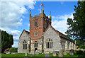 SU7349 : All Saints Church, Odiham by Lewis Hulbert