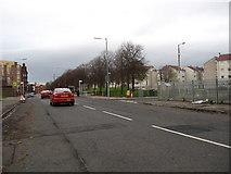 NS5565 : Govan Road heading west by James Denham