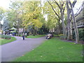 TQ2881 : Paddington Street Gardens by Marathon
