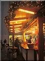ST5973 : German Christmas Market, Broadmead by Derek Harper