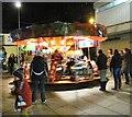 SJ9494 : Christmas Carousel by Gerald England