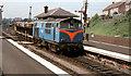 D1003 : Ballast train, Ballymena (1982) by Albert Bridge