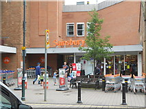 TL1314 : Sainsburys by Gary Fellows