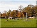 TF1505 : Playing fields, Glinton by Paul Bryan