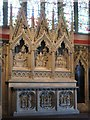 NZ2463 : St. Mary's Cathedral, Clayton Street West, NE1 - altar by Mike Quinn