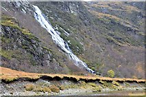 NN1868 : An Steall and the Water of Nevis by Jim Barton
