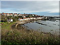 NO5402 : Pittenweem West Shore by James Allan