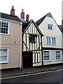 ST7593 : Grade II listed house in Market Street, Wotton-under-Edge by Jaggery