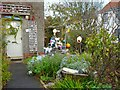 NO5603 : Garden decoration by James Allan