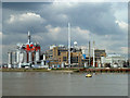 TQ5977 : Procter and Gamble works, West Thurrock by Robin Webster