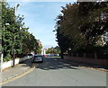 SJ4165 : Victoria Crescent, Chester by Jaggery