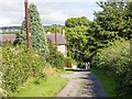 NZ1356 : Forge Lane by David P Howard