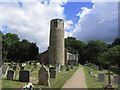 TG3006 : St Mary's Church, Surlingham, Norfolk by Colin Park