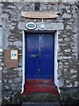 SD4578 : The old custom house door by Ian Paterson