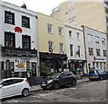 ST1876 : The Promised Land to let in Cardiff by Jaggery
