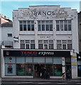 TQ3086 : Shopfront, Seven Sisters Road by Julian Osley