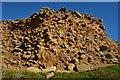 SW3530 : Periglacial deposits - Porth Nanven by Ashley Dace