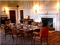 L9884 : Westport House - Large Dining Room by Joseph Mischyshyn
