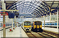 TQ3381 : Liverpool Street Station, soon after reconstruction 1992 by Ben Brooksbank