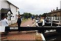 SP8834 : Fenny Stratford Lock 22 grand Union Canal by Jo Turner
