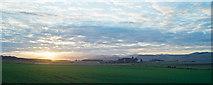 NH5757 : Farmland of the Black Isle by Julian Paren