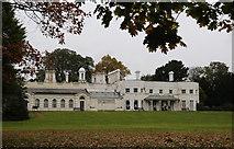 TQ1979 : The Small Mansion, Gunnersbury Park by Martin Addison