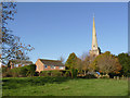 SK6314 : Ratcliffe-on-the-Wreake by Alan Murray-Rust